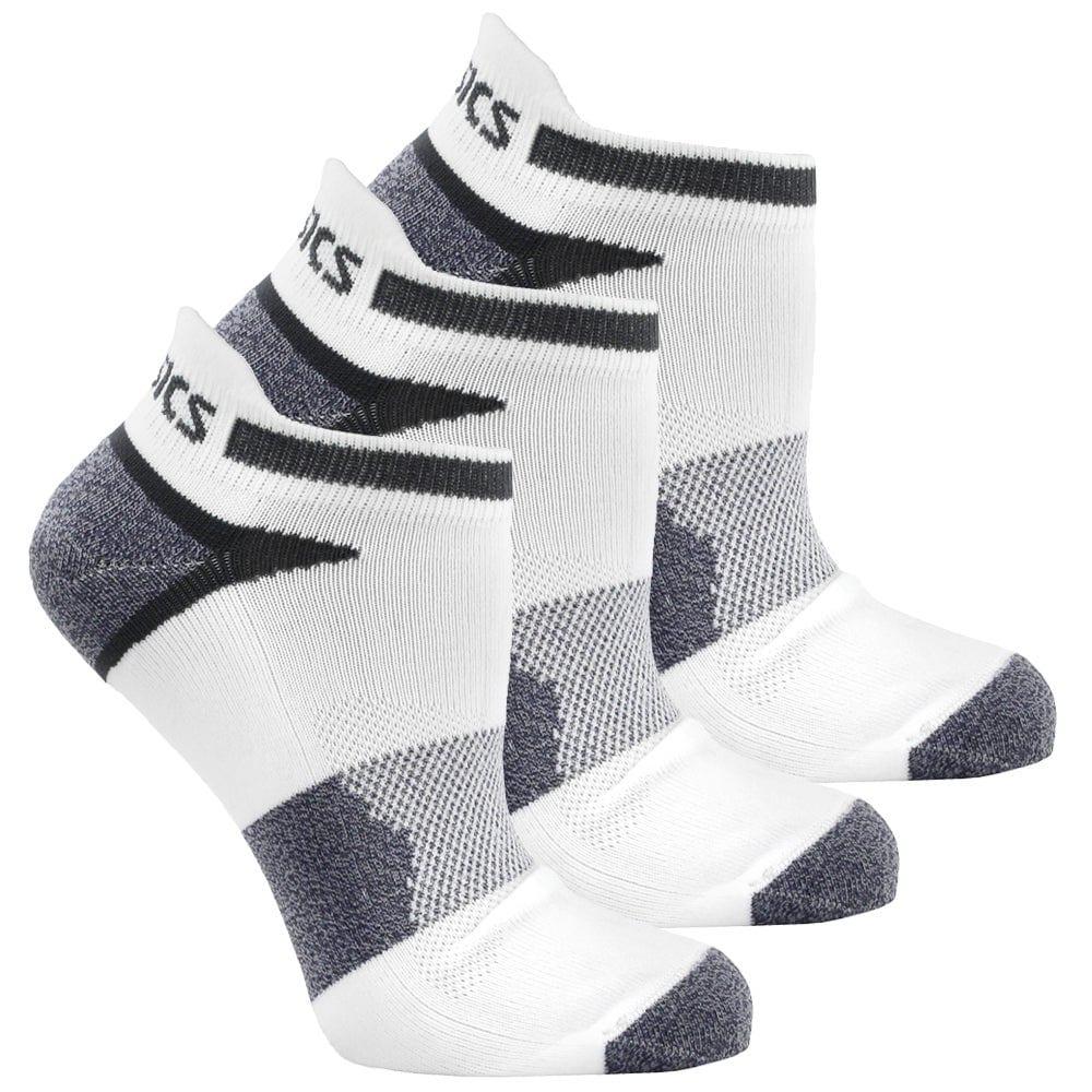 asics cushioning socks