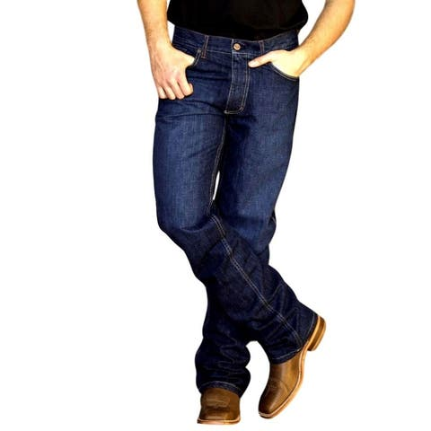 Kimes Ranch Western Jeans Mens Classic Relaxed Bootcut Denim