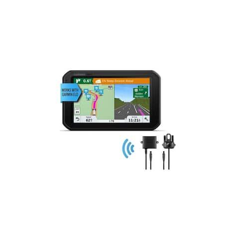 Garmin dezl 780 LMT-S w/ BC35 Trucking GPS Navigator - Black
