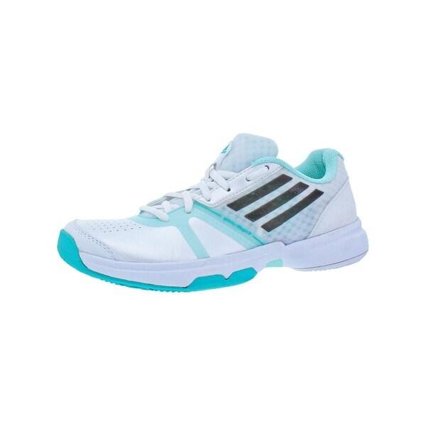 Adidas Womens Galaxy Allegra III Tennis Shoes Lightweight Perforated - 7.5 medium (b,m)