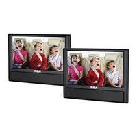 9 in. Dual Screen Mobile DVD Player