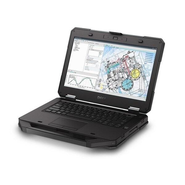 Dell - Latitude 14 Rugged 5414/ 14In Hd, I5-6300U, 4Gb, 500Gb Hd, Win7p, Vpro, 3Y Ps