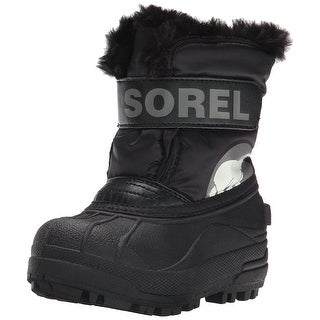 SOREL Baby Snow Commander Lace Up Snow Boots (2 options available)