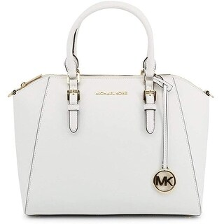 Link to Michael Kors Large Ciara Large Top Zip Satchel Similar Items in Shop By Style