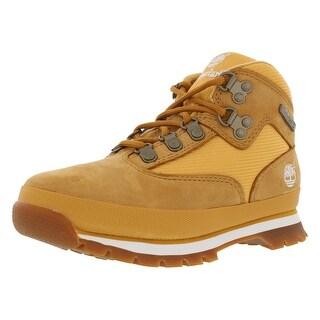 Timberland Euro Hiker Preschool Boots Boy's Shoes