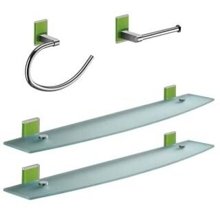 Nameeks MNE1419 Gedy Bathroom Accessories Set