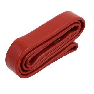 Fiberglass Thickened Retardant Self-extinguishing Sleeving 12mmx1M RoHS Red