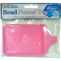 "4.75""X3""X.625"" - Bead Funnel Tray"