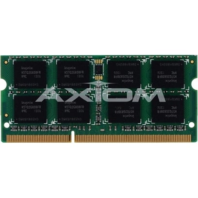 """Axion CF-WMBA1108G-AX Axiom PC3L-10600 SODIMM 1333MHz 1.35v 8GB Low Voltage - 8 GB (1 x 8 GB) - DDR3 SDRAM - 1333 MHz"