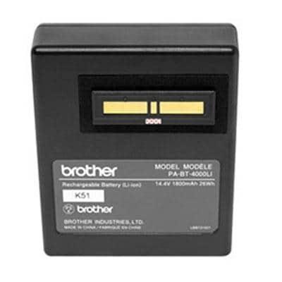 Brother Mobile Printer Battery - 1800 Mah - Lithium Ion (Li-Ion) - 14.4 V Dc