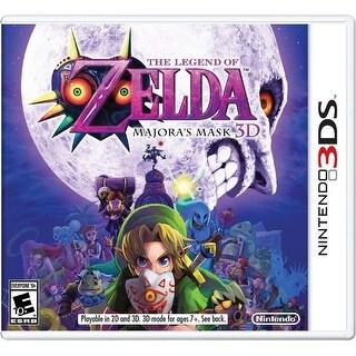 Legend of Zelda Majora's Mask 3D 3DS