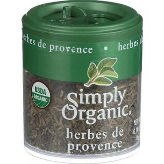 Simply Organic - Herbes De Provence ( 12 - .14 OZ)