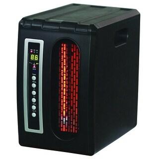 Comfort Glow Compact Infrared Quartz Heater, 5120 Btu - Qde1320