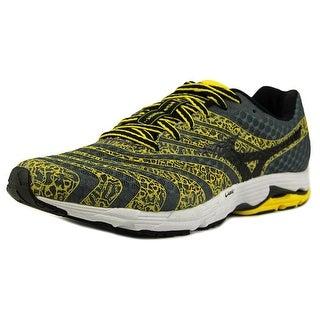 Mizuno Wave Sayonara 3 Men Round Toe Synthetic Gray Running Shoe