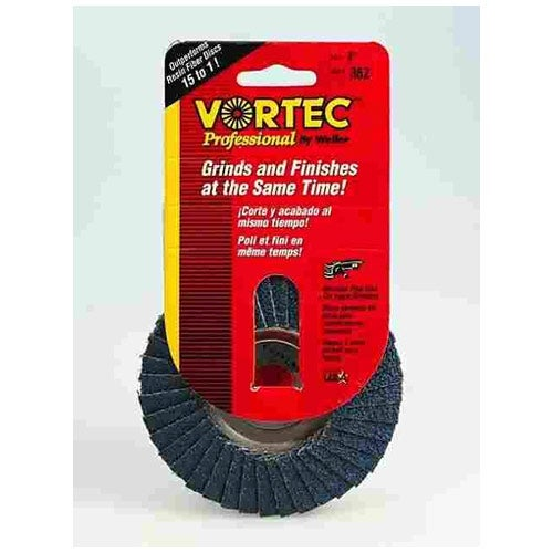 Shop Weiler 30824 Abrasive Nutted Flap Disc 4 Free Shipping On