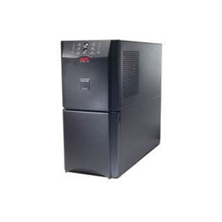 APC Smart-UPS SUA2200X115 2200VA Tower UPS with L5-20P (4) 5-15R (Refurbished)
