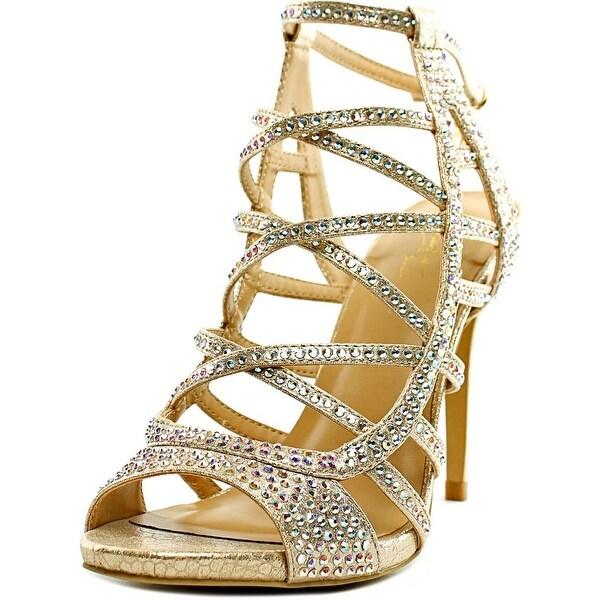 Thalia Sodi Clarisa Women Open Toe Canvas Sandals