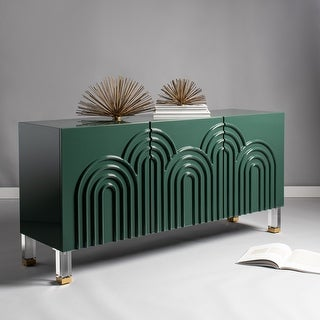 Safavieh Couture Saturn Wave Acrylic Sideboard