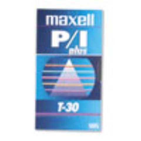 Maxell VHS, XT-30, Std Grade, 30 min