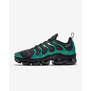 Nike Air Vapormax Plus Black/Clear Emerald-Cool Grey (924453 013)