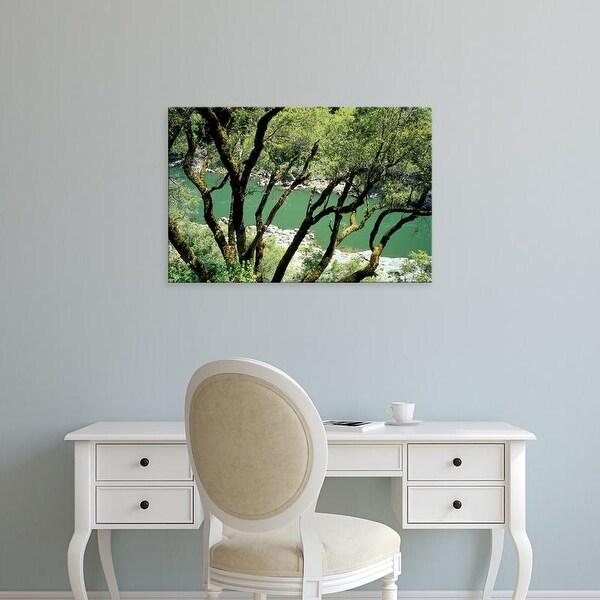 Easy Art Prints Jerry & Marcy Monkman's 'Siskiyou Mountains' Premium Canvas Art