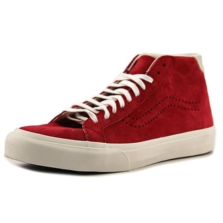 Vans Court Mid DX    Suede  Fashion Sneakers