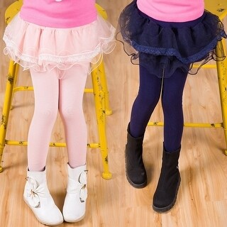 Children Girls Spring & Autumn Princess Leggings Culottes