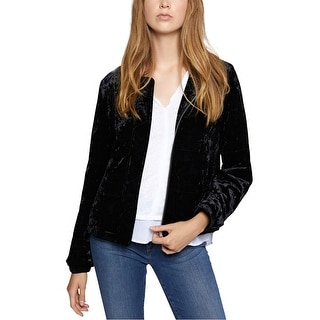 Link to Sanctuary Clothing Womens Velvet Jacket Similar Items in Women's Outerwear