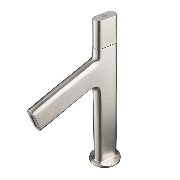Shop Kraus Basin Single Handle Bathroom Faucet with Laminar Flow, - Free Shipping Today - Overstock.com - 24904843
