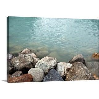 """Lake Louise, Canada"" Canvas Wall Art"