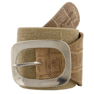 Renato Balestra Calypso Leather Womens Belt