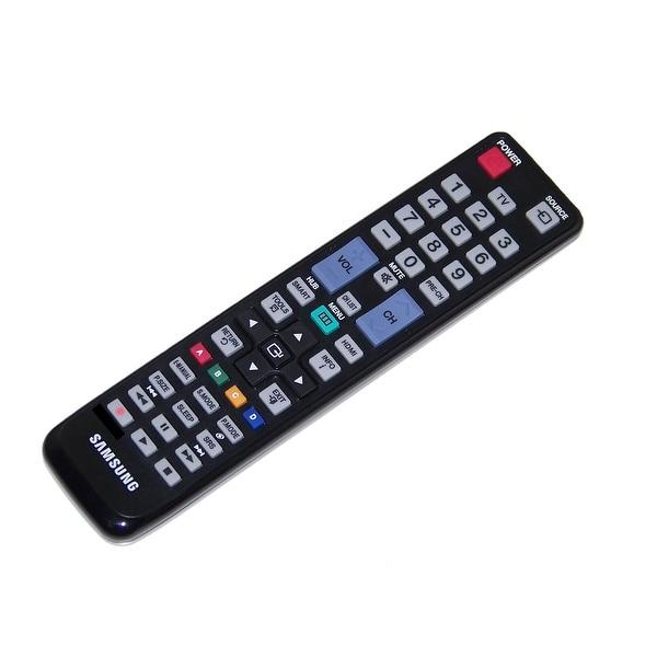 OEM Samsung Remote Control: UN32D5500RR, UN40D5500RRXZQ, UN40D5500RR, UN32D5500RRXZQ