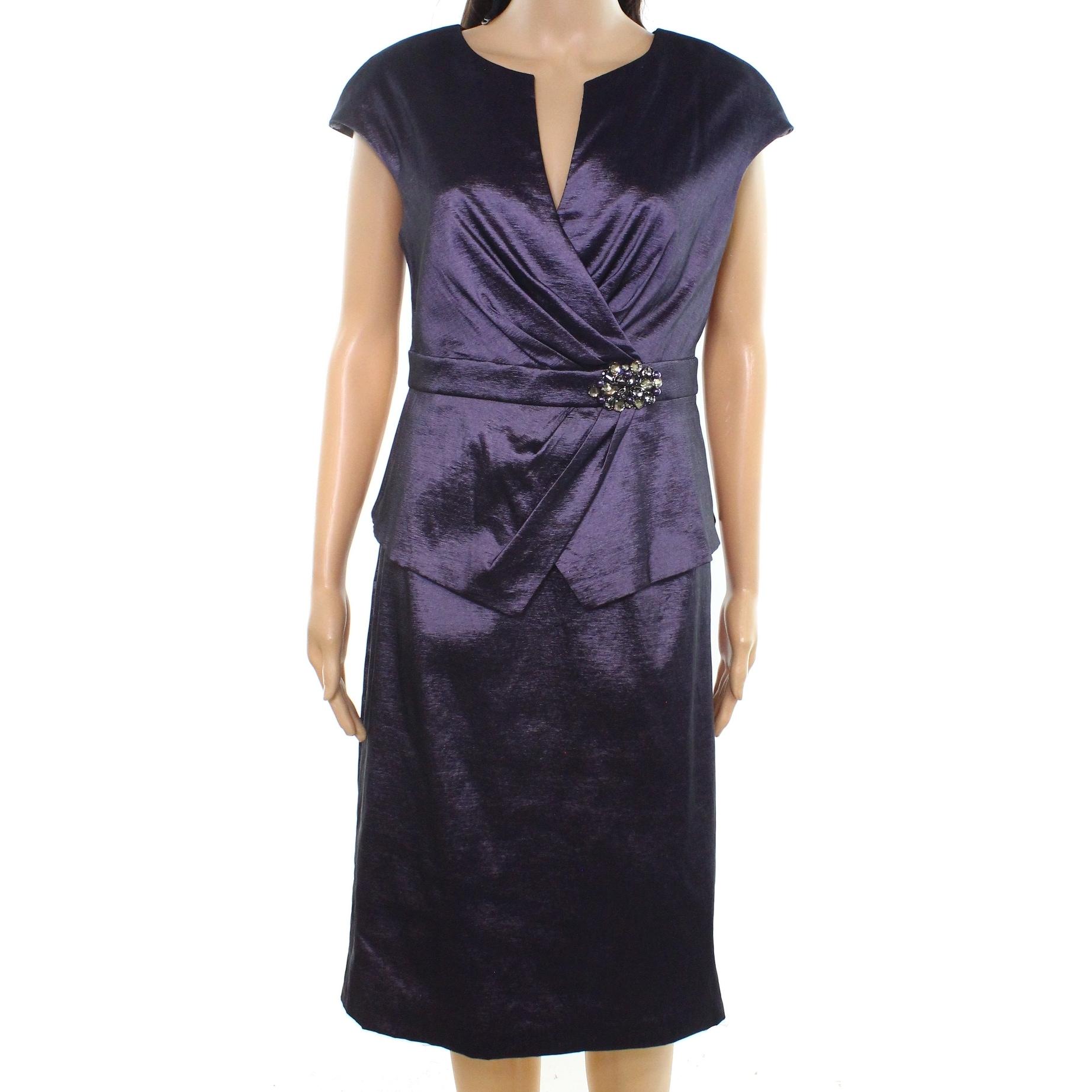 4bb09e817c8 Purple Jessica Howard Dresses