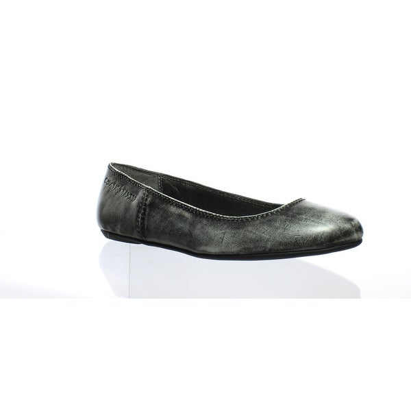 00d751f9a354 Shop Calvin Klein Womens Bailey Ballet Flats Size 8 - Free Shipping ...
