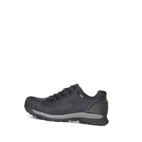 Bogs Work Shoes Mens Foundation Waterproof Lace Composite Toe