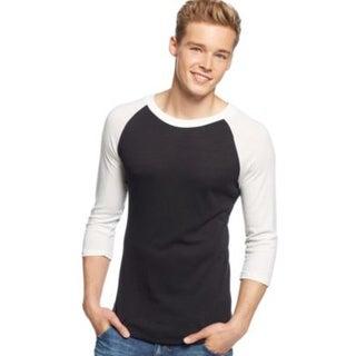Alternative Apparel Mens T-Shirt Knit Colorblock - XL