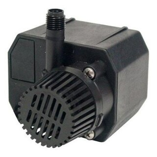 Beckett 7301610 Submersible Small Pond Pump, 7.1'H