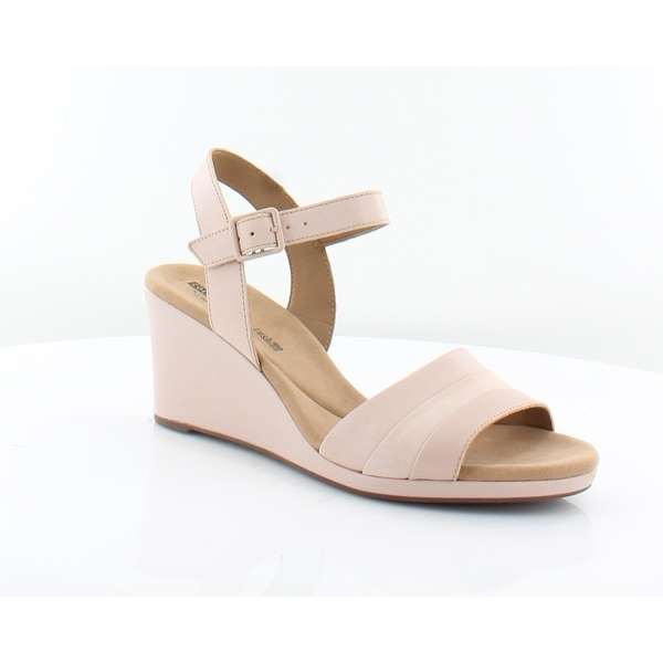 ae2c643522db Shop Clarks Lafley Aletha Women s Sandals Dusty Pink - 10 - Free ...