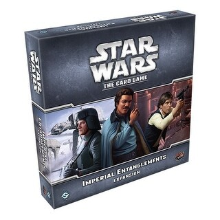 Star Wars The Card Game: Imperial Entanglements Expansion - multi