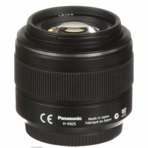 Panasonic Leica DG Summilux 25mm f/1.4 ASPH Micro 4/3