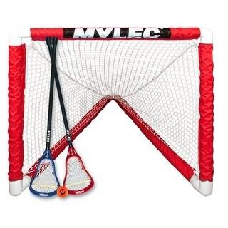 Mylec Unisex Mini Lacrosse Goal Set, , Os