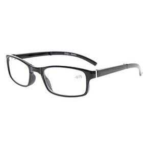b39f3824cec Shop Eyekepper Unique Spring Hinges Folding Reading Glasses Black +2.75 -  Free Shipping On Orders Over  45 - Overstock.com - 15914287