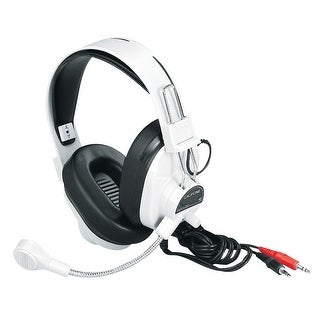 Califone 3066AV Multimedia Stereo Headset with Microphone