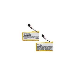 Battery for Logitech CPP559 / AHB521630 (2-Pack) Battery for Logitech CPP-559