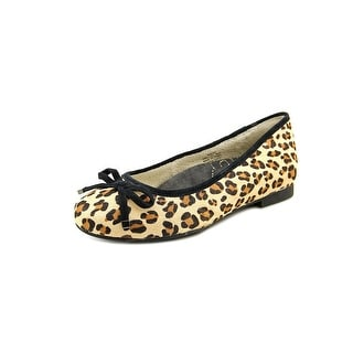 Propet Emma 2A Round Toe Suede Flats
