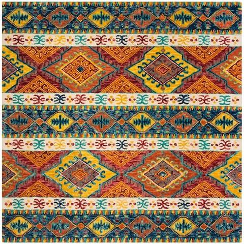 Safavieh Handmade Aspen Helene Boho Tribal Wool Rug