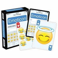 Emoji Clean Playing Cards