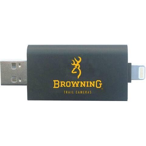 Browning SD Card Reader For iOS Card Reader