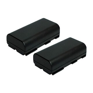 Battery for Canon BP911 (2-Pack) Replacement Battery