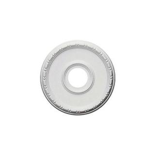 "Ekena Millwork CM16ME 16.5"" Wide Medea Ceiling Medallion"